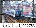 電車 列車 都市の写真 44990733