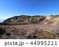 山 浅間山 火山の写真 44995211