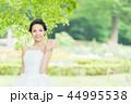 花嫁 ドレス 新婦の写真 44995538