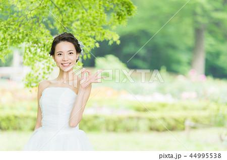 花嫁 ブライダルイメージ 44995538