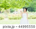 花嫁 ウエディング ドレスの写真 44995550