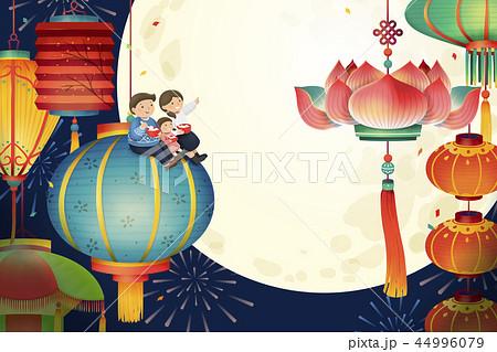The lantern festival poster 44996079