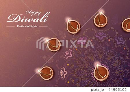 Diwali festival design 44996102
