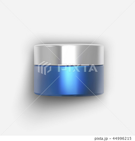Blank cosmetic container mockup 44996215