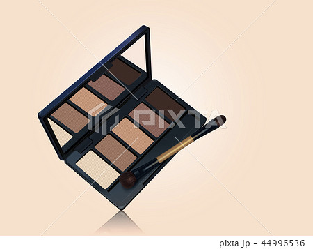 Eye shadow palette mockup 44996536