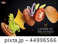 Jumping Burger ads 44996566