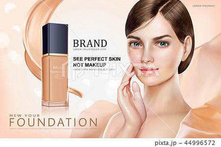 Foundation makeup ads 44996572