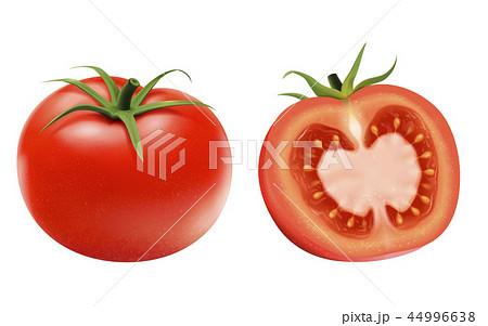 Fresh tomatoes elements 44996638