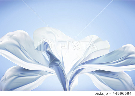 Blue chiffon design 44996694