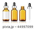 広告 化粧品 ガラスビンのイラスト 44997099