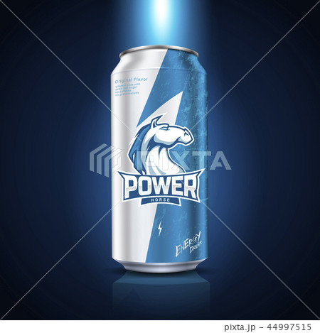 Energy drink package design 44997515