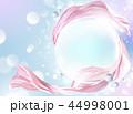 広告 シフォン 布のイラスト 44998001