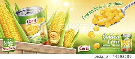 Organic canned corn ads 44998209