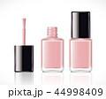 化粧 化粧品 ガラスビンのイラスト 44998409