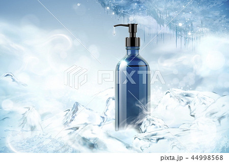 Cooling cleansing product 44998568