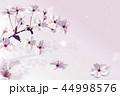 淡ピンク ベビーピンク 背景のイラスト 44998576