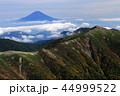山 秋 晴れの写真 44999522