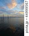 江川海岸 電柱 海の写真 44999567