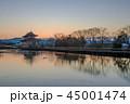 平城宮跡 第一次大極殿 大極殿の写真 45001474