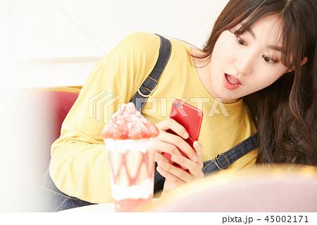 韓国 女子旅 スイーツ 45002171