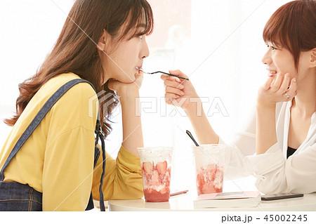 韓国 女子旅 スイーツ 45002245