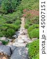 縮景園 迎暉峰 大名庭園の写真 45007151