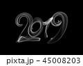 煙 スモーク 2019のイラスト 45008203
