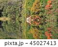 長野県 秋の中綱湖 45027413