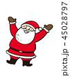 サンタクロース 45028797