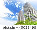 マンション タワーマンション 集合住宅の写真 45029498