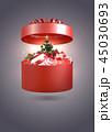 クリスマス ギフト 贈り物のイラスト 45030693