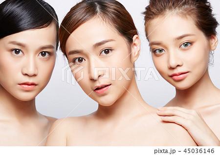 女性 ビューティーシリーズ 45036146