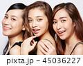 女性 ポートレートシリーズ ドレスアップ 45036227