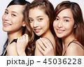 女性 ポートレートシリーズ ドレスアップ 45036228