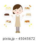 料理代行サービス 料理の得意な家政婦さん 45045672