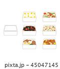 作り置き料理 タッパー 45047145