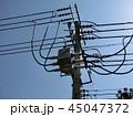 タイの電線1 45047372