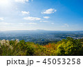 若草山 風景 奈良市の写真 45053258