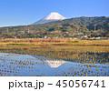 風景 富士山 山の写真 45056741