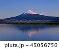 富士山 富士川 水管橋の写真 45056756