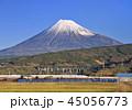 風景 富士山 世界遺産の写真 45056773