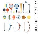 スポーツ 道具 セット 45057933