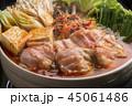 キムチ鍋 45061486