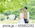 ウェディング ウエディング 花嫁の写真 45062292