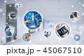 医療 メディカル テクノロジーの写真 45067510