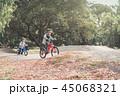 自転車 子 子供の写真 45068321
