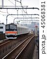 武蔵野線 205形 電車の写真 45068381
