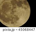 月 天体 月夜の写真 45068447
