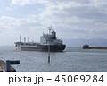 三池港 港 海の写真 45069284