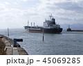 三池港 港 海の写真 45069285